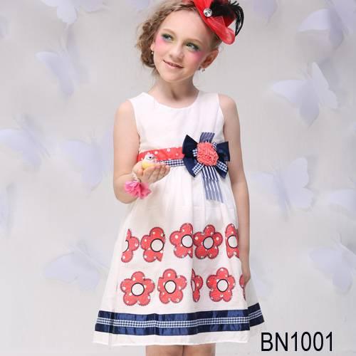 flower girl's dress wholesale