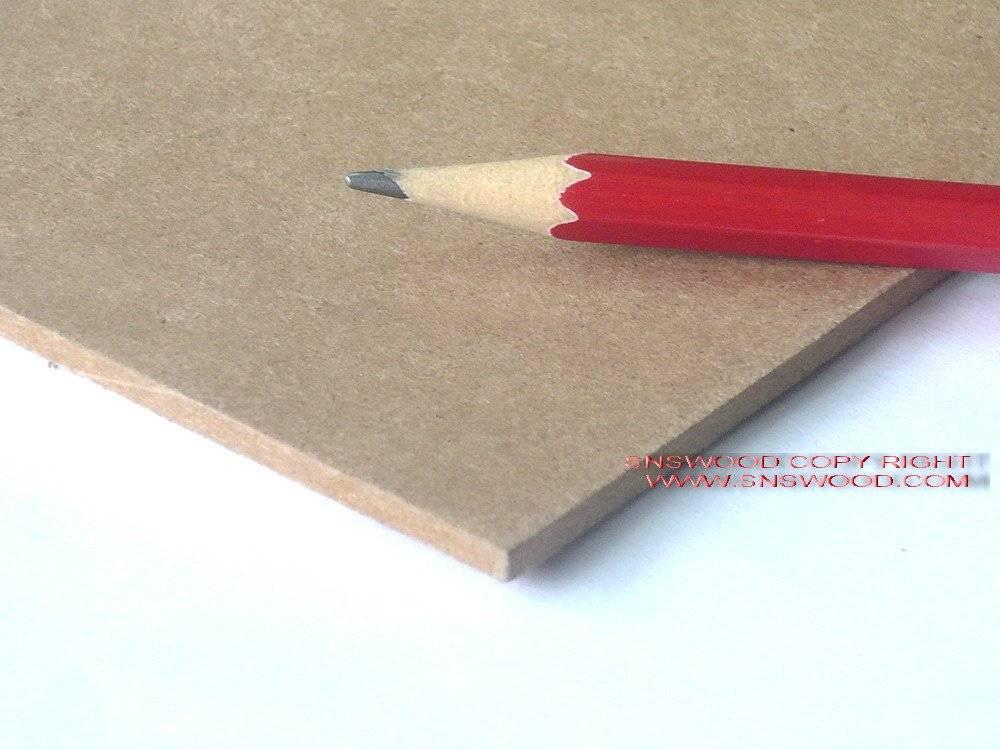 1220X2440mm Plain MDF Board (Plain MDF, Raw MDF)