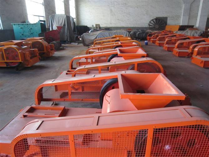 PGC series double roller Crusher