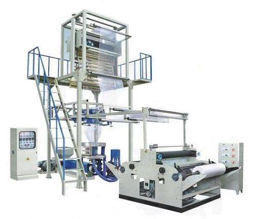 rotary head film blowing machine