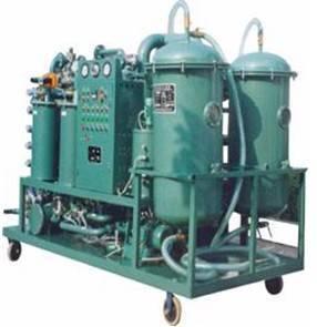 Zhongneng Turbine Oil Regeneration Purifier Series TY-R