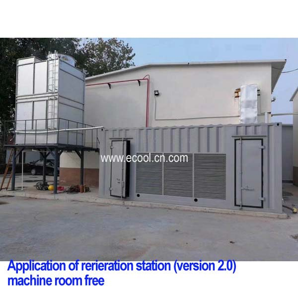 Ready-to-use Cold Room Refrigeration Station