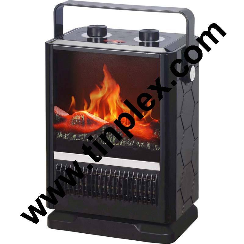 Good Quality Portable small 220v-240v electric fireplace warmer