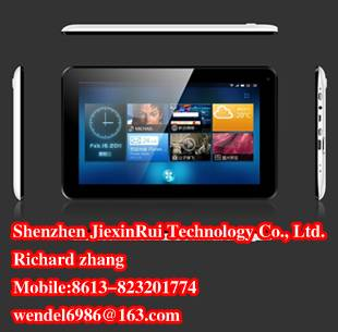 China Best 7 Inch Tablet With WIFI Andriod 4.2 Supplier