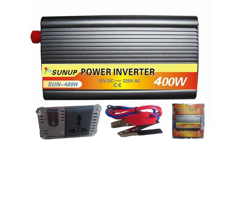 Power inverter 400W