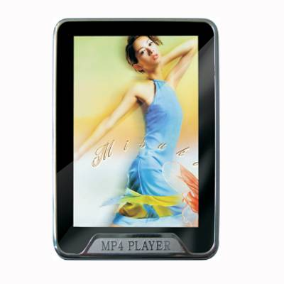 mp4 player with 2.4TFT display