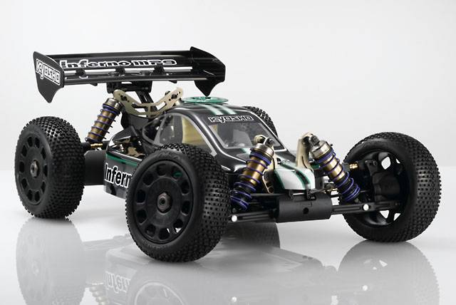 Kyosho Inferno MP9 Competition RC Buggy