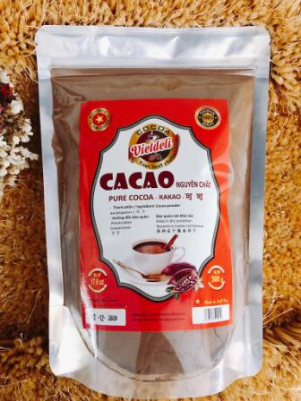 Sell PURE COCOA POWDER - 500g/Bag - Viet Deli Coffee Co., Ltd