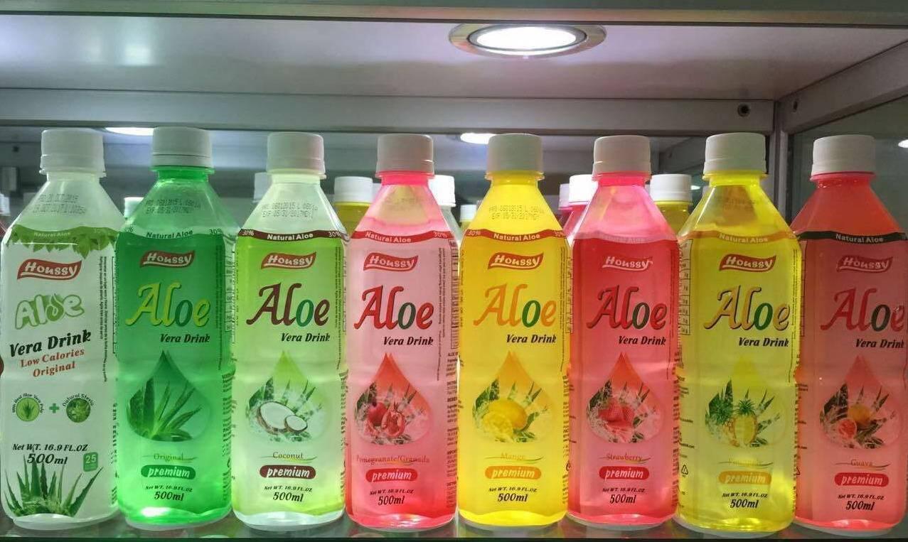 Sell: 2016 Houssy 100% Fresh 500ml Aloe Vera Drink