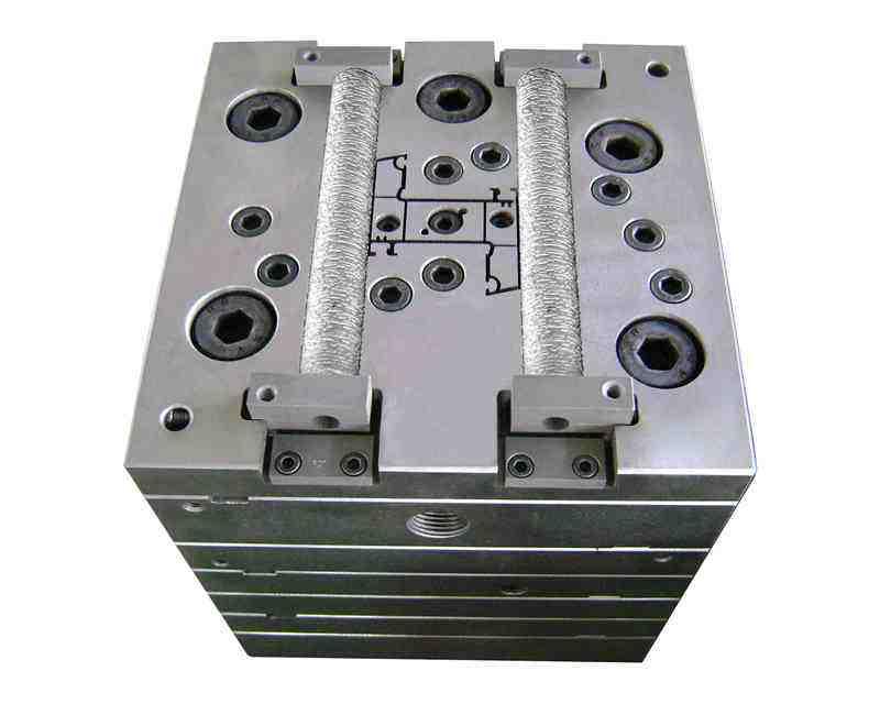 pvc extrusion/extrusion mould/pvc extrusion mould