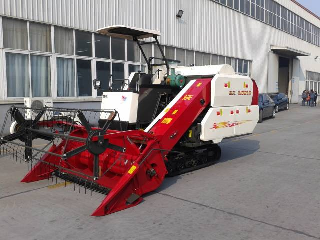 Combine Harvester 4LZ-2.0