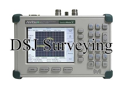Anritsu MS2711D HandHeld Spectrum Master Analyzer