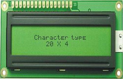 20 X 4 DOT Matrix LCD Module WHPC-05