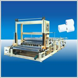 Automatic Slitting Rewinder