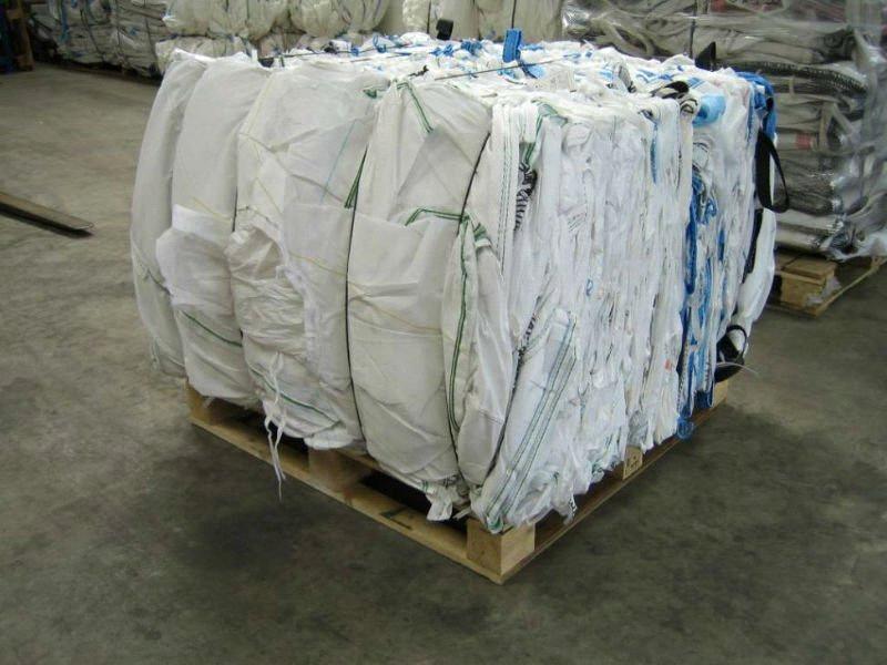 Used PP Jumbo Bags