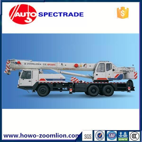 25 ton truck crane Zoomlion QY25