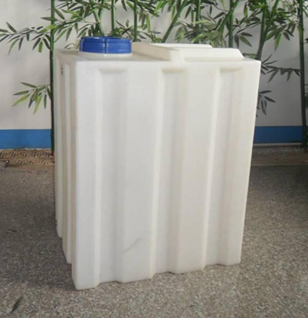 Rotomolding PE plastic mixing tank