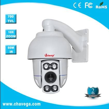 4 inch mini Outdoor Analog IR High Speed Dome