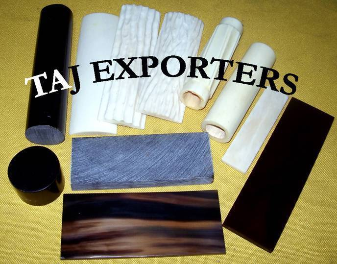 Horn/Bone Knife Making Supplies Handle Material