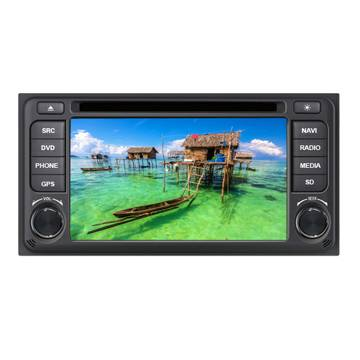 TOYOTA Etios Special car DVD player with TV function