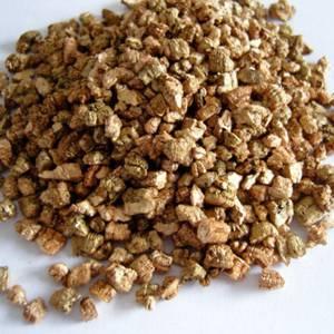 crude vermiculite; raw vermiculite