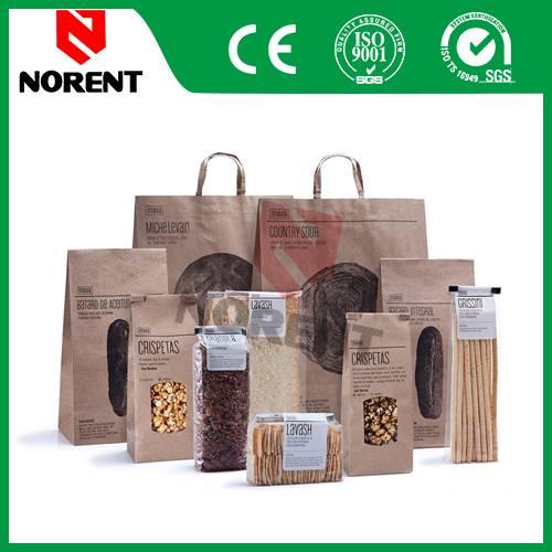 Kraft Paper Bag Food Packaging Bag