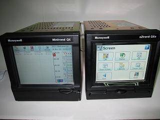Honeywell eZtrend QXe and Minitrend QX Paperless Recorder