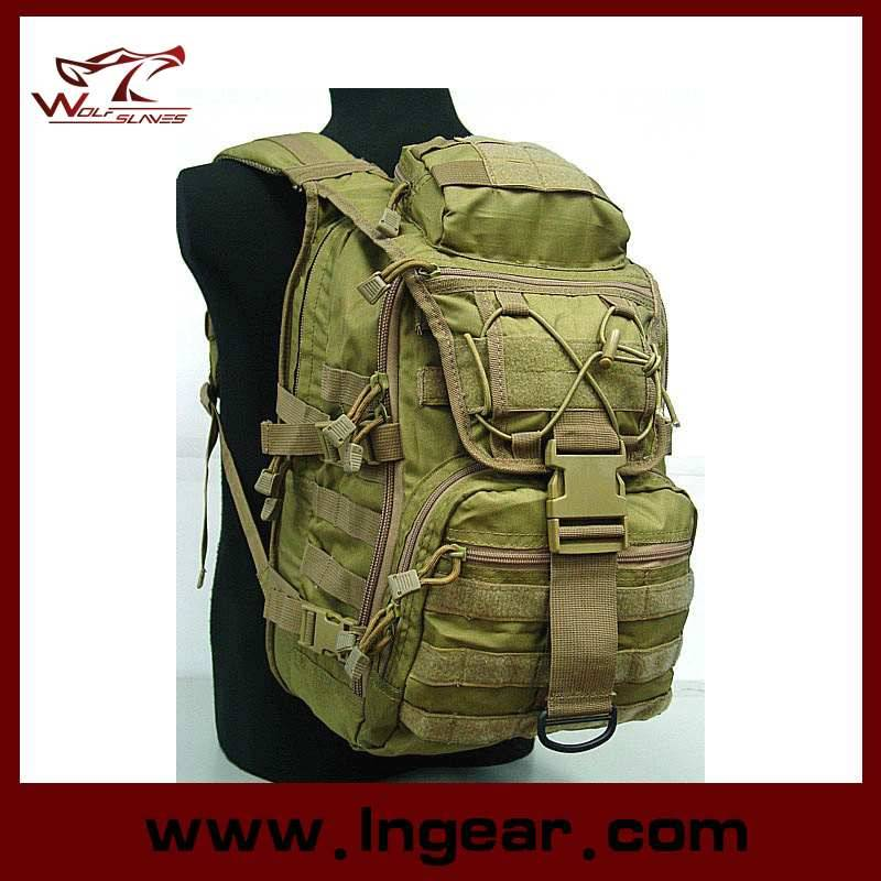 X7 Tactical Bag Molle Patrol Gear Assault Backpack For Outdoor Sport