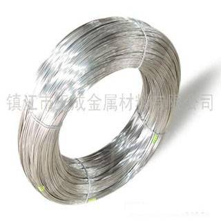 bright stainless steel wire
