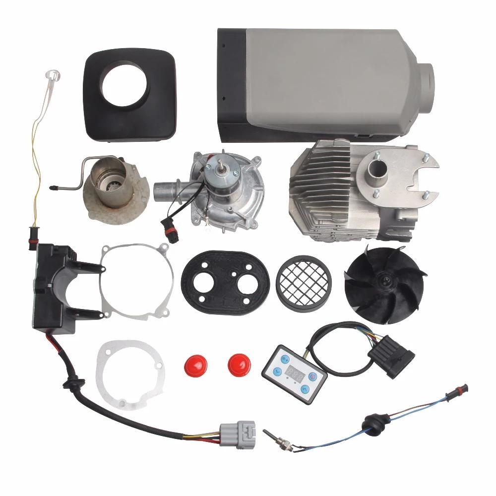 5000W Diesel Auto Heater 12V Air Parking Heater