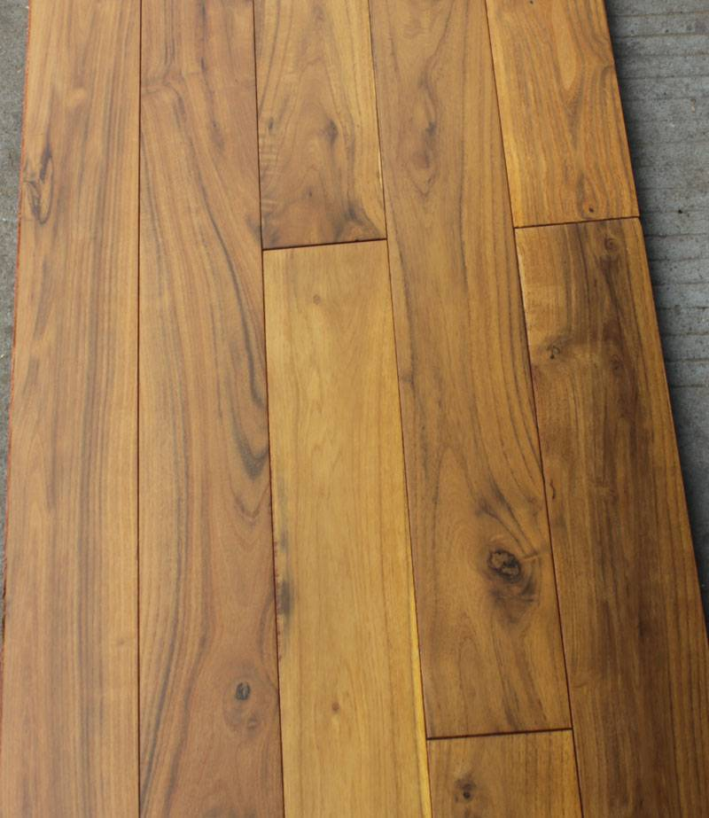 offer Robinia/Chinese Teak Wood Flooring