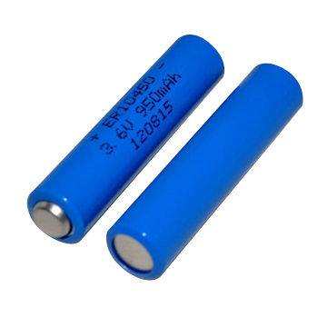 AAA 3.6v Lisocl2 Battery ER10450 750mAh Lithium Thionyl Chloride Battery for Toy High Quality
