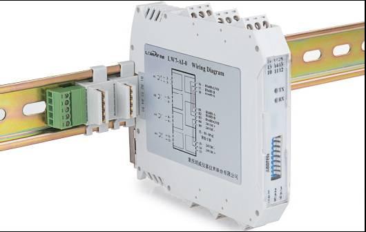 FieldBUS-Based Isolator/