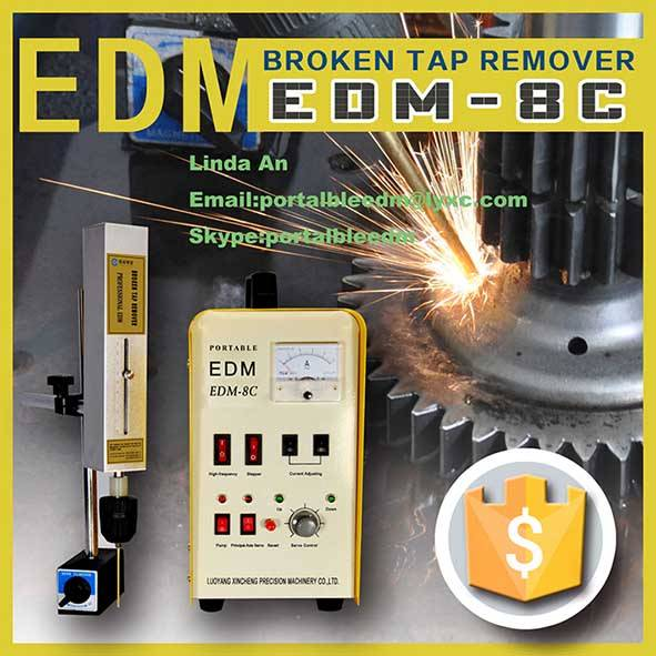 BROKEN TAP REMOVER /Remove Broken Bolts / Broken Taps Removal /