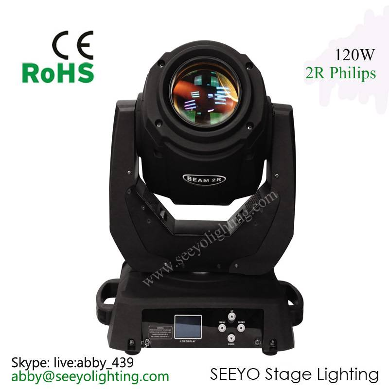 2R Beam Moving Head Light