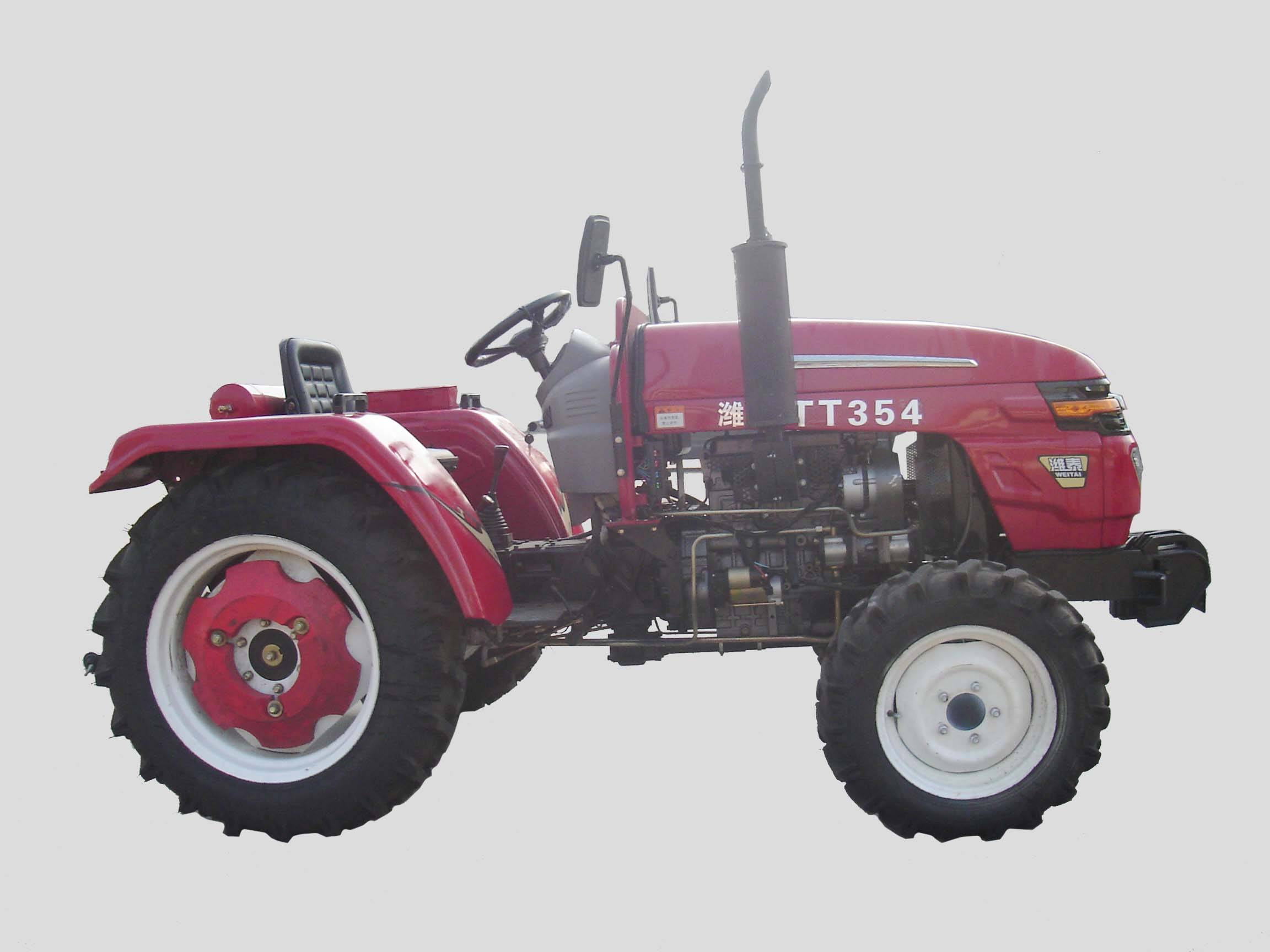 35hp 4wd mini tractor model TT354