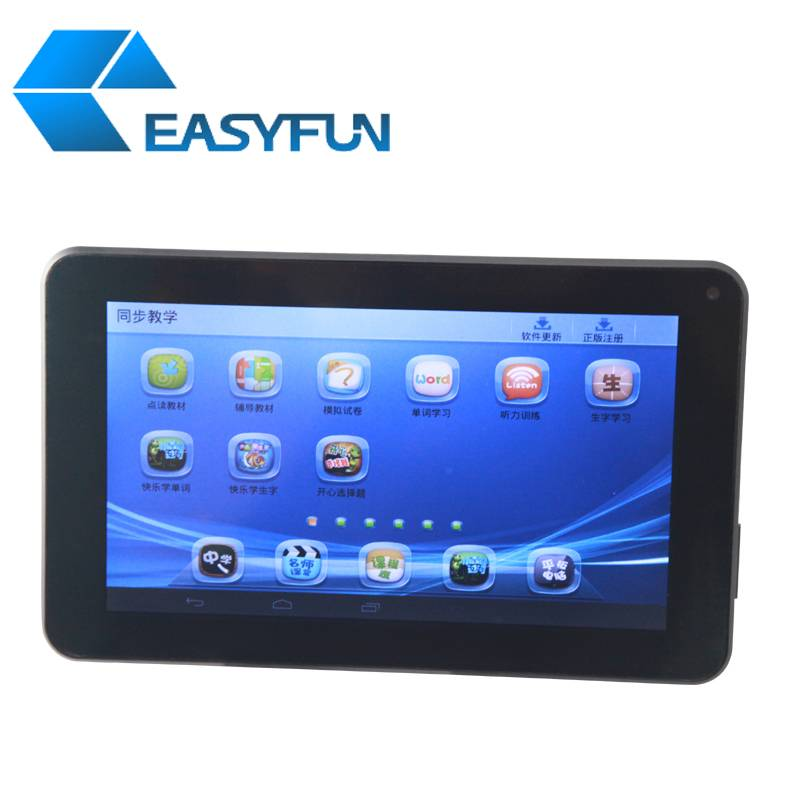 7 inch Android tablet PC WiFi MID RK3168 dual cores capactitive 512M DDR3+4G storage