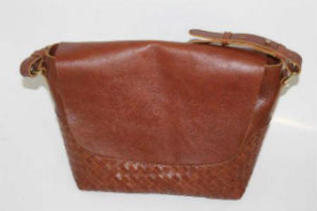 Leather Messanger bag
