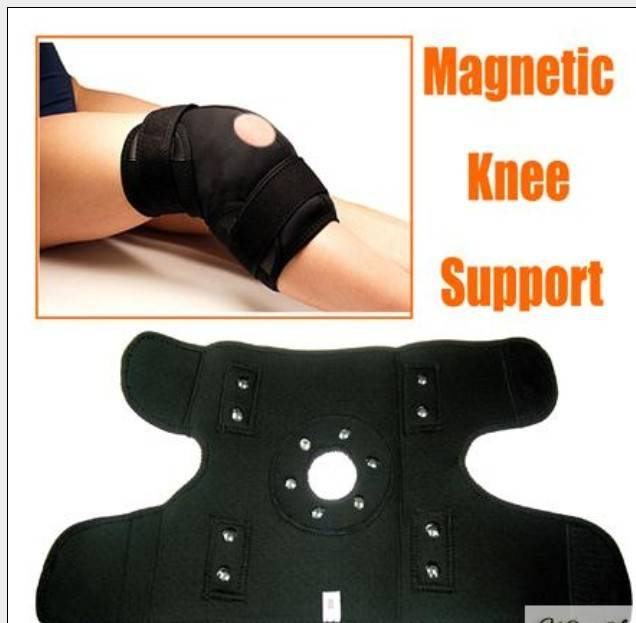 magnetic kneepad, magnetic knee pad