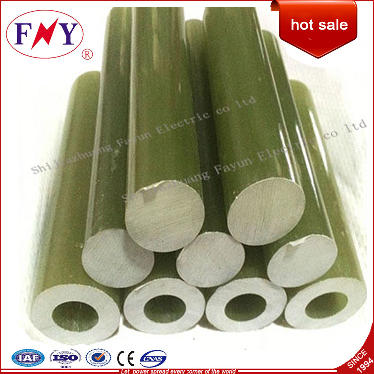 Hexagonal Fiberglass Rod/High Voltage Fiberglass Rod