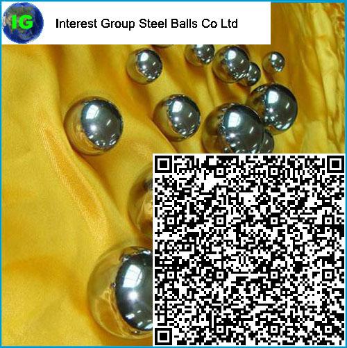 Soft Steel Balls