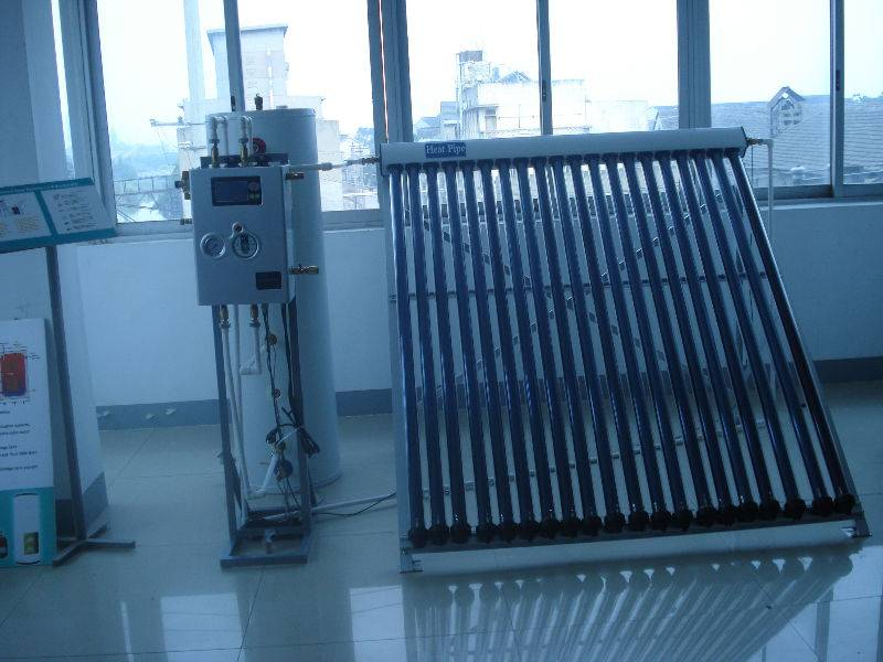 Separate Solar Water Heating System