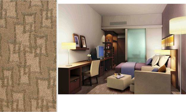 Commercial Tufted Carpets