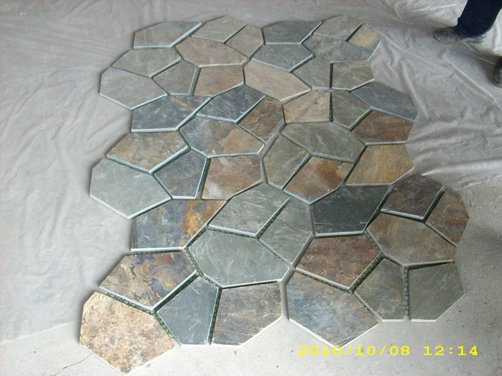 paving slate tile