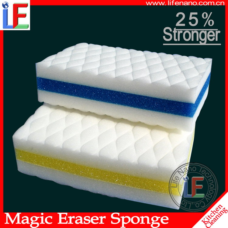 Magic Micro-Scrubber from The Fourth Mew Melamine Material For Kitchen cleaning