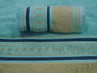 We are Manufacturer & Exporter of Terry Towels