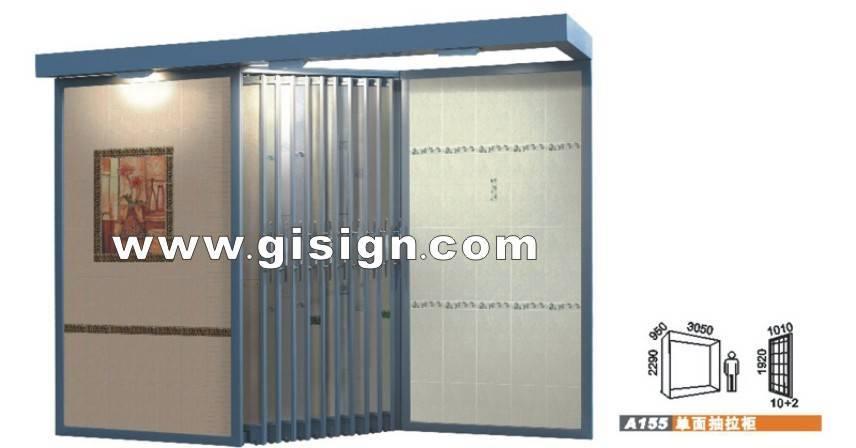 Ceramic Tile Display Rack Stand