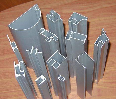 Aluminum Curtain Walls and Profiles: