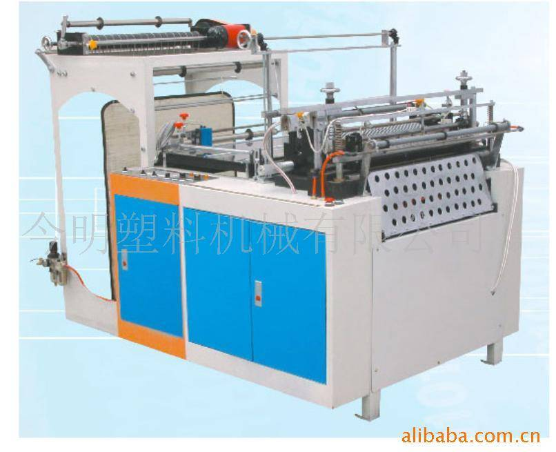 20-inch points off winding bag making machine line/bag making machine/JM-plastic bag making machine