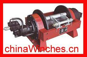 40 Tons Hydraulic Truck Winch